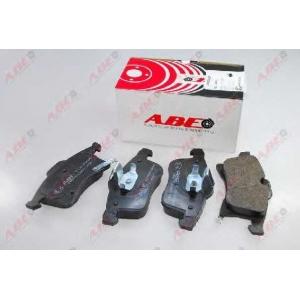 ABE C1X033ABE Комплект тормозных колодок, дисковый тормоз Шевроле Зафира
