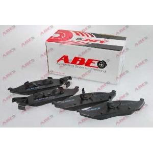 ABE C1Y020ABE Комплект тормозных колодок, дисковый тормоз Додж Стратус