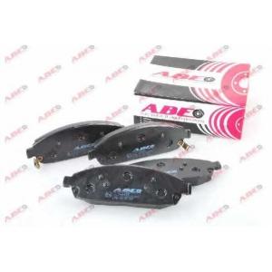 ABE C1Y026ABE Комплект тормозных колодок, дисковый тормоз Джип Коммандер