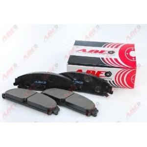 ABE C1Y035ABE Комплект тормозных колодок, дисковый тормоз Крайслер 300