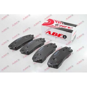 ABE C1Y037ABE Комплект тормозных колодок, дисковый тормоз Крайслер 300