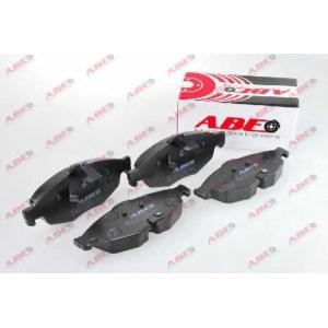 ABE C1Y038ABE Комплект тормозных колодок, дисковый тормоз Крайслер Себринг