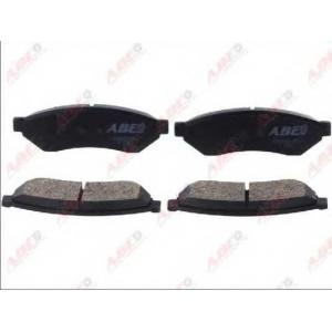 ABE C20005ABE Комплект тормозных колодок, дисковый тормоз Дэу Еванда