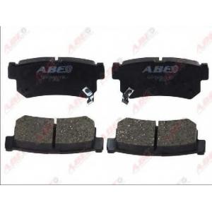 ABE C20008ABE Гальмівні колодки, дискові