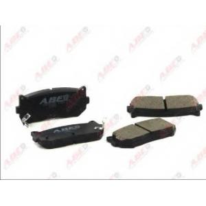 ABE C20301ABE Комплект тормозных колодок, дисковый тормоз Киа Каренс