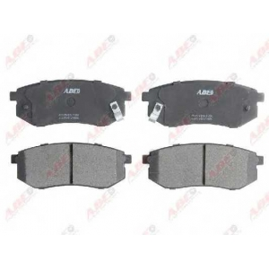 ABE C20303ABE Комплект тормозных колодок, дисковый тормоз Хюндай Галлопер