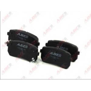 ABE C20310ABE Комплект тормозных колодок, дисковый тормоз Хюндай Н1 Карго