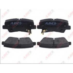 ABE C20314ABE Комплект тормозных колодок, дисковый тормоз Хюндай Туксон