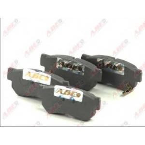 ABE C20510ABE Комплект тормозных колодок, дисковый тормоз Хюндай Матрикс