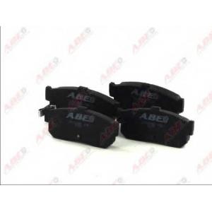 ABE C21030ABE Комплект тормозных колодок, дисковый тормоз Инфинити Ай 30