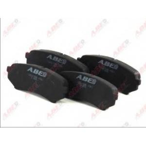 ABE C22017ABE Комплект тормозных колодок, дисковый тормоз Лексус Л-Икс