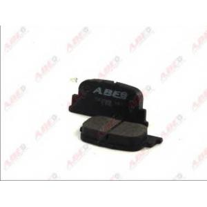 ABE C22022ABE Гальмівні колодки, дискові