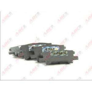 ABE C22032ABE Гальмівні колодки, дискові