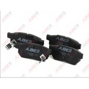 ABE C24002ABE Гальмівні колодки, дискові