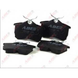 ABE C24011ABE Гальмівні колодки, дискові