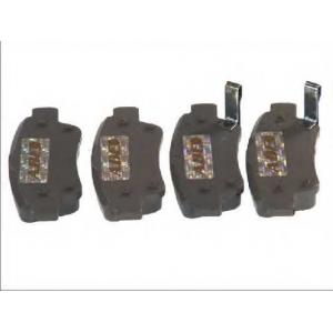 ABE C24015ABE Комплект тормозных колодок, дисковый тормоз Хонда Црв
