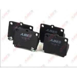 ABE C25011ABE Гальмівні колодки, дискові
