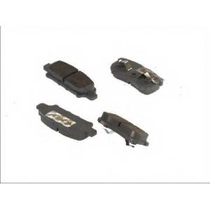 ABE C25012ABE Комплект тормозных колодок, дисковый тормоз Крайслер Себринг