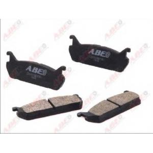 ABE C26001ABE Комплект тормозных колодок, дисковый тормоз Мазда М-Икс 5