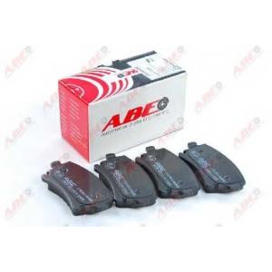 ABE C2A004ABE Комплект тормозных колодок, дисковый тормоз Ауди А6 Олроад