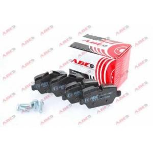 ABE C2B016ABE Комплект тормозных колодок, дисковый тормоз Мини