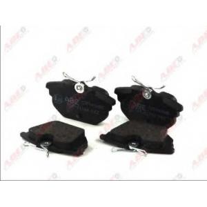 ABE C2F005ABE Комплект тормозных колодок, дисковый тормоз Фиат Уно