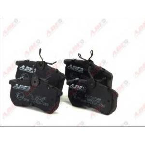 ABE C2G007ABE Гальмівні колодки, дискові