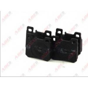 ABE C2M002ABE Комплект тормозных колодок, дисковый тормоз Мерседес С-Класс