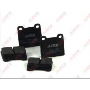 ABE C2M003ABE Комплект тормозных колодок, дисковый тормоз Опель Кадет
