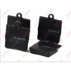 ABE C2M014ABE Комплект тормозных колодок, дисковый тормоз Мерседес Цлц-Класс