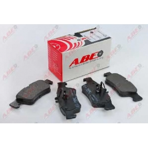 ABE C2M023ABE Комплект тормозных колодок дисковый тормоз