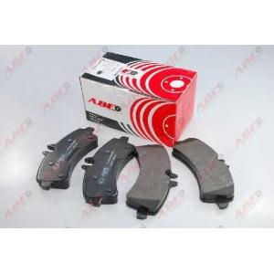 ABE C2M030ABE Гальмівні колодки, дискові