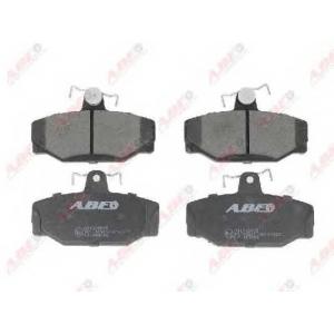 ABE C2V003ABE Гальмівні колодки, дискові