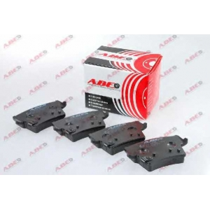 ABE C2Y020ABE Комплект тормозных колодок, дисковый тормоз Додж Чарджер