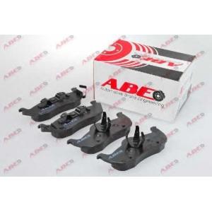 ABE C2Y021ABE Гальмівні колодки, дискові