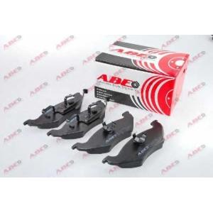 ABE C2Y023ABE Комплект тормозных колодок, дисковый тормоз Додж Караван