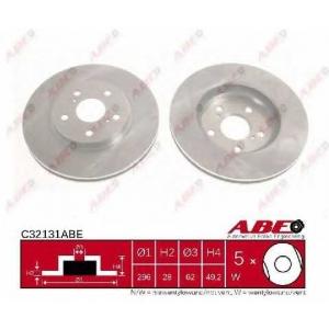 ABE C32131ABE Гальмівний диск