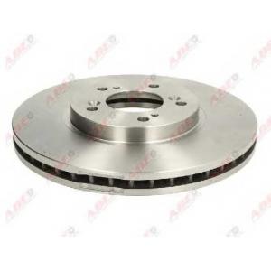 ABE C34057ABE Тормозной диск Хонда