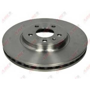 ABE C3A033ABE Тормозной диск Ауди А4 Олроад