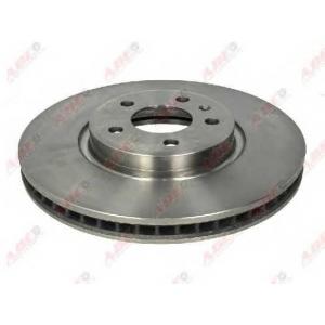 ABE C3A034ABE Тормозной диск Ауди А4 Олроад