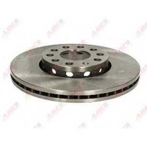 ABE C3A037ABE Тормозной диск Ауди А6