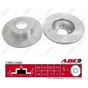 ABE C3B012ABE Гальмівний диск