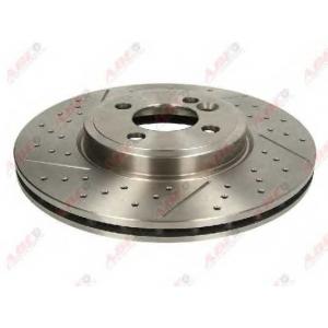 ABE C3B044ABE Тормозной диск Мини