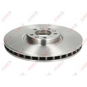 ABE C3C035ABE Тормозной диск Ситроен С5