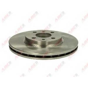 ABE C3F015ABE Тормозной диск Фиат