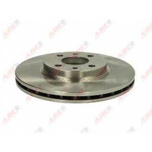 ABE C3F015ABE Тормозной диск Лансия
