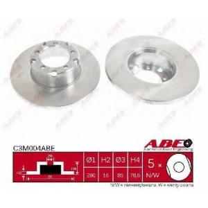 ABE C3M004ABE Тормозной диск Мерседес