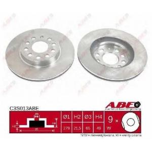 ABE C3S013ABE Гальмівний диск
