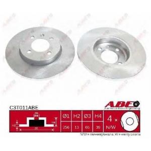 ABE C3T011ABE Гальмівний диск