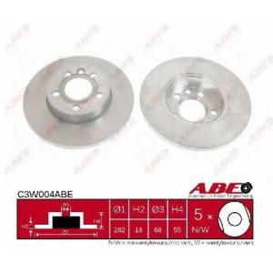 ABE C3W004ABE Гальмівний диск